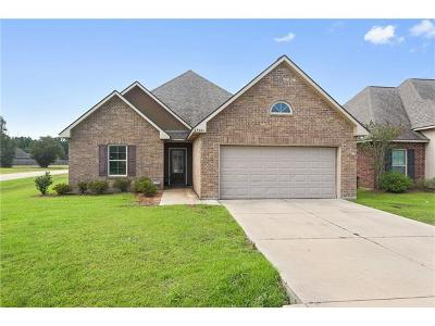 Madisonville LA Single Family Home For Sale: $206,000