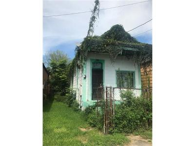 New Orleans Single Family Home For Sale: 8515 Willow Street