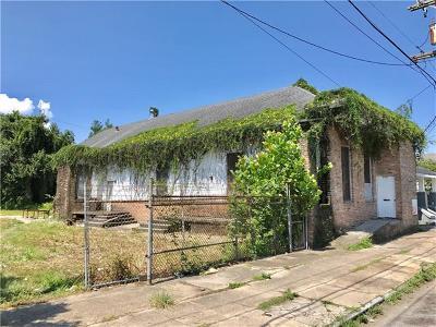 New Orleans Multi Family Home For Sale: 2510 Dumaine Street