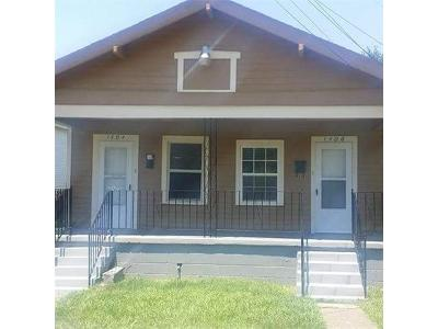 New Orleans Multi Family Home For Sale: 1404-1406 Ptolemy Street
