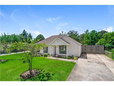 Single Family Home For Sale: 646 Lane Street