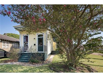 New Orleans Single Family Home For Sale: 5639 Dauphine Street
