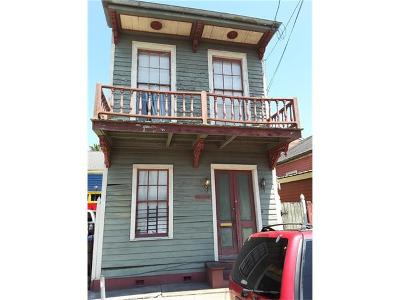 New Orleans Single Family Home Pending Continue to Show: 1007 St Roch Avenue