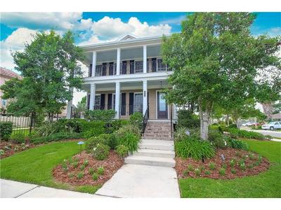 New Orleans Single Family Home For Sale: 6222 Pontchartrain Boulevard
