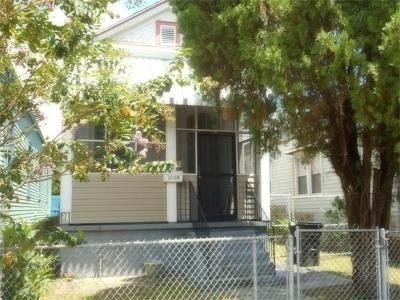 New Orleans Single Family Home For Sale: 2739 Dumaine Street
