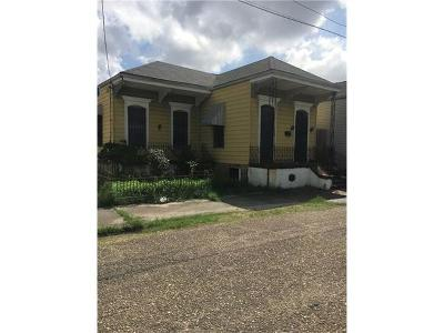 New Orleans Single Family Home For Sale: 635 Harmony Street