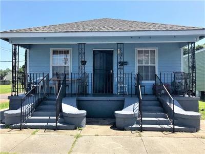 New Orleans Multi Family Home For Sale: 2139 Pauger Street