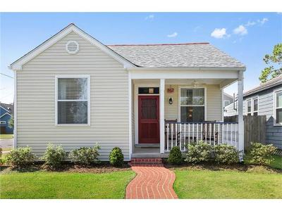 New Orleans Single Family Home For Sale: 892 Homedale Street