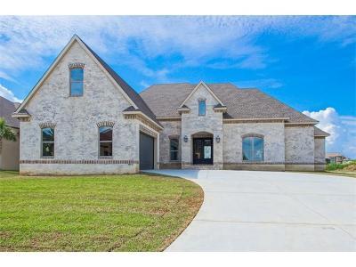 Slidell Single Family Home For Sale: 3068 Sunrise Boulevard