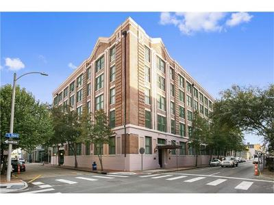 New Orleans Condo For Sale: 700 S Peters Street #302
