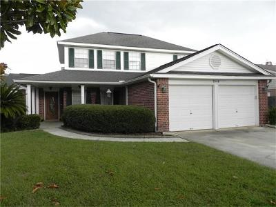 Slidell Single Family Home For Sale: 3048 E Meadow Lake Drive
