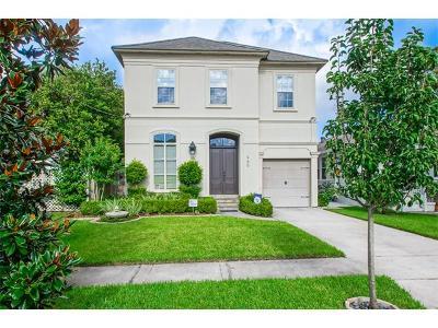 Single Family Home For Sale: 440 Jefferson Avenue