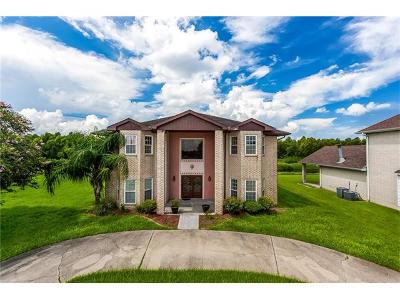 New Orleans Single Family Home For Sale: 5100 Beaver Drive