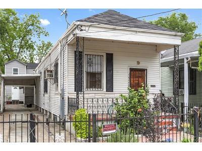 New Orleans Multi Family Home For Sale: 1628 Monroe Street