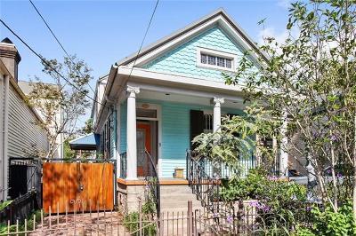 New Orleans Single Family Home For Sale: 1024 Robert Street