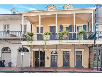 New Orleans Condo For Sale: 521 St Louis Street #6