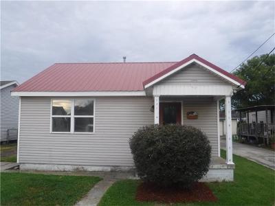Marrero Single Family Home For Sale: 617 Gaudet Drive