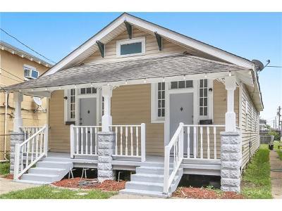 Westwego Multi Family Home Pending Continue to Show: 531 Avenue E Avenue