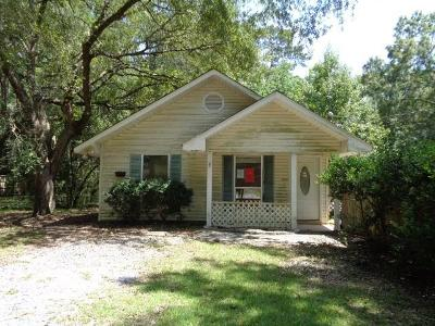 Single Family Home For Sale: 2121 Dupre Street