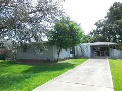Single Family Home For Sale: 3720 Page Drive