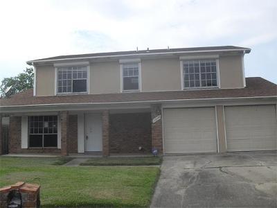 New Orleans Single Family Home For Sale: 7826 Doyle Court