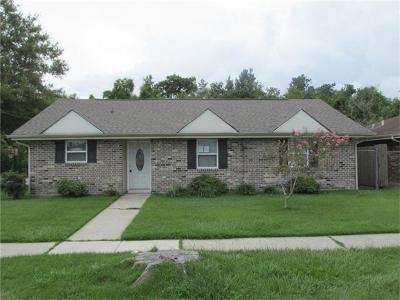 Mereaux, Meraux Single Family Home For Sale: 3000 Nancy Street