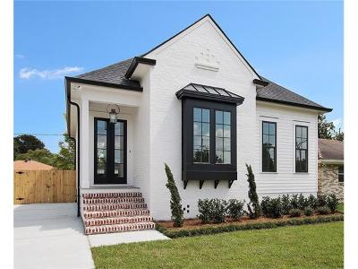 Arabi Single Family Home Pending Continue to Show: 1225 Perrin Dr Drive