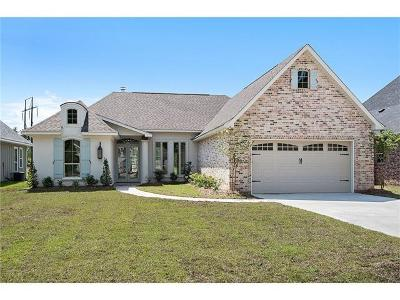 Single Family Home For Sale: Lot 62 Spring Haven Lane
