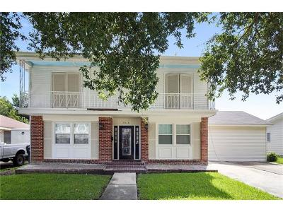 New Orleans Single Family Home For Sale: 3518 Huntlee Drive