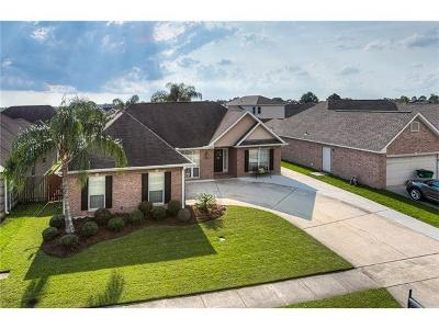 Marrero Single Family Home Pending Continue to Show: 4820 Mill Grove Lane