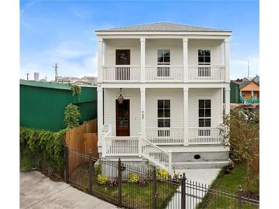 New Orleans Single Family Home For Sale: 727 Felicity Street