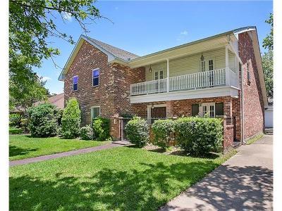Single Family Home For Sale: 4613 Beau Lac Lane