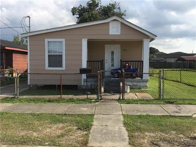 Gretna Single Family Home For Sale: 1318 Cook Street