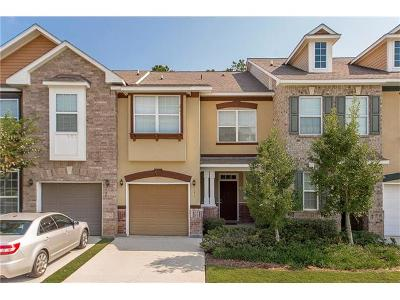 Madisonville Townhouse Pending Continue to Show: 151 White Heron Drive