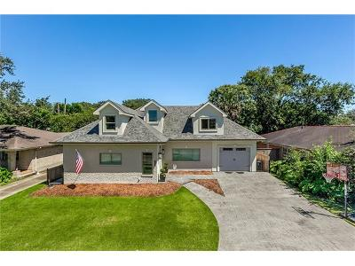 Single Family Home For Sale: 3201 N Labarre Road