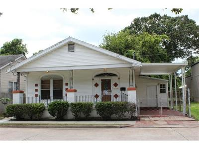 Gretna Single Family Home For Sale: 1034 Weyer Street