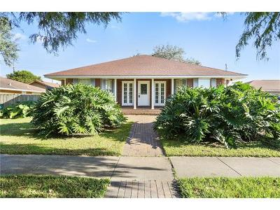 Harvey Single Family Home Pending Continue to Show: 2222 N Friendship Drive
