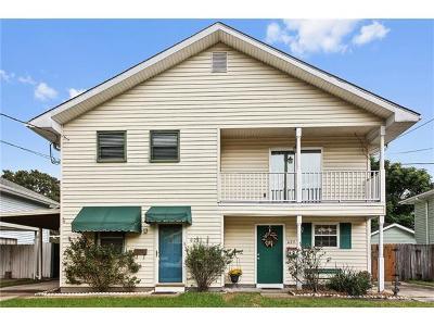 Jefferson Townhouse For Sale: 623 Jefferson Street