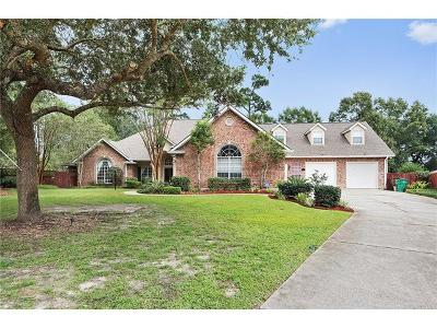 Slidell Single Family Home For Sale: 101 Wycliff Court