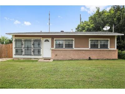 Single Family Home For Sale: 5011 Dreux Avenue