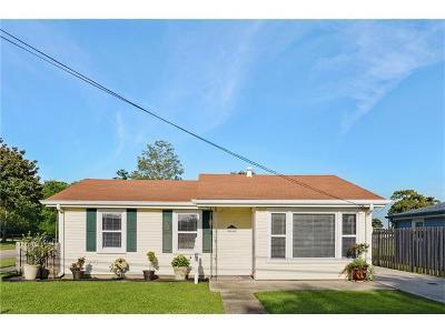 Gretna Single Family Home For Sale: 16 Mason Street