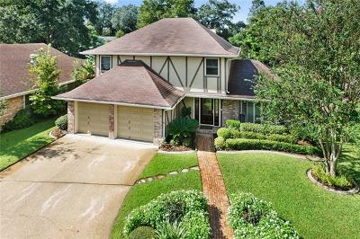 Jefferson Single Family Home For Sale: 9512 Alhambra Court
