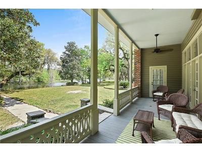 Slidell Single Family Home For Sale: 34600 Treasure Cove Lane