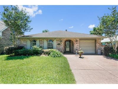 Single Family Home For Sale: 4528 Transcontinental Drive