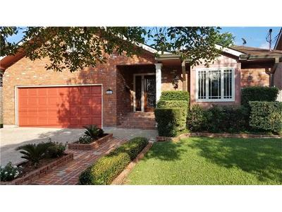 Single Family Home For Sale: 1509 Melody Drive