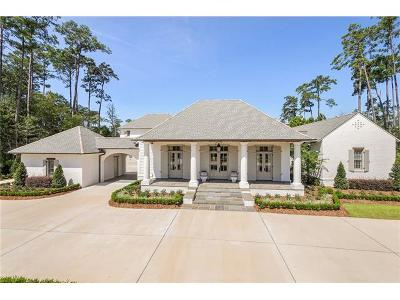 Single Family Home For Sale: 96 Tranquility Drive