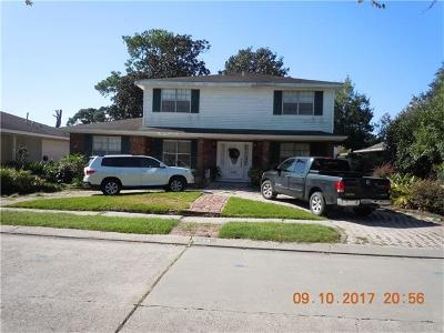 Metairie Single Family Home For Sale: 6004 Bridget Street