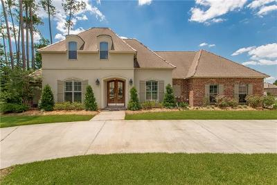 Madisonville Single Family Home For Sale: 704 Sugar Pine Circle