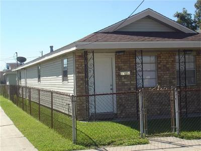 Gretna Single Family Home For Sale: 1326 Cook Street