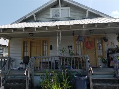 Marrero Multi Family Home For Sale: 521 Jung Boulevard